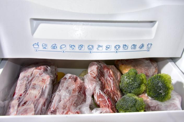 freezing food properly image